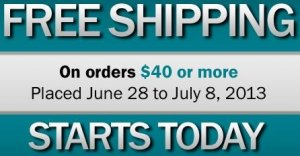 lee valley free shipping