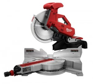 Milwaukee 12 Inch Dual-Bevel Sliding Compound Miter Saw - 6955-20