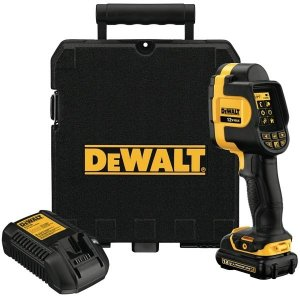 DeWalt Announces Their 12V Affordable Thermo Imaging Camera