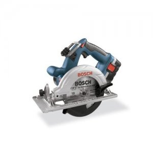 "Bosch 1664K  18v Cordless 6-1/2"" Circular Saw Kit"