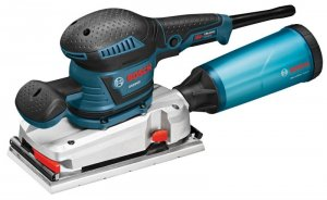 Bosch OS50VC 3.4-Amp Variable Speed 1/2-Sheet Orbital Finishing Sander with Vibration Control