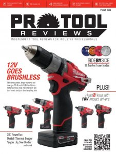 Pro Tool Reviews Goes Analog—Comes Out With A Magazine