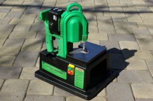 Stout X-Band 18 Volt Cordless Bandsaw Review
