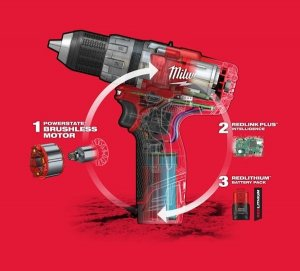Milwaukee M12 Fuel Brushless Drivers Coming This Winter