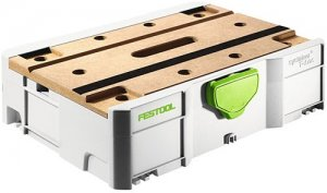 New Festool Systainer With Built-In MFT Workbench Top