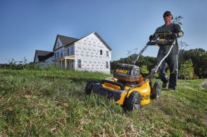 Two New DeWalt Cordless Mowers Coming Soon