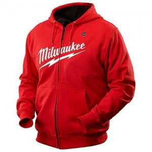 milwaukee 2370 2371 heated hoodie