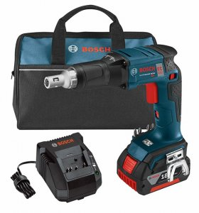 Bosch Introduces Their Lightweight SGH182 Brushless 18V Drywall Screwgun