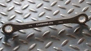 CarbonLite carbon fiber wrench