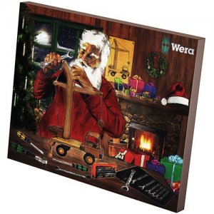 Wera Advent Calendar Counts Down The Days Until Christmas With Actual Tools