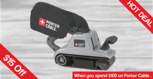 Porter Cable Fathers Day Hot Deal
