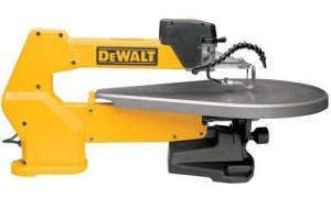 "DeWalt  20"" Variable-Speed Scroll Saw - DW788"