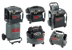 Updated Compressors And New 200 PSI Models From Senco