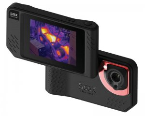 New Seek Shot and Seek ShotPRO Cameras from Seek Thermal