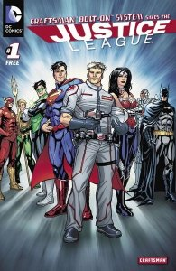 Craftsman Tools Save The Justice League