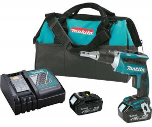 New Cordless Makita XSF03M Brushless Drywall Screwdriver