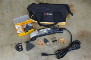 Rockwell SoniCrafter Oscillating Tool Review