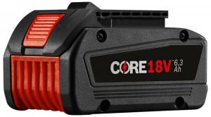 Bosch Unveils Next Gen CORE18V 6.3 Ah Battery