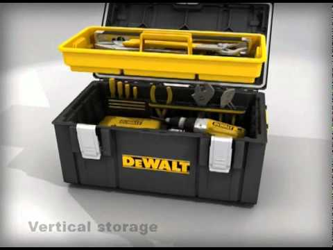 Dewalt S Impressive Tough System Takes On The Systainer