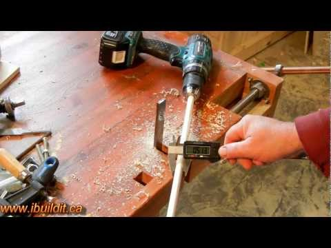 Homemade Dowel Making Jig Tool Rank Com