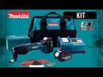 Makita's New LXT Cordless Multi-Tool model LXMT025