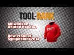 Milwaukee M12 Heated Hoodies - New Product Symposium 2013