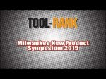 Milwaukee New Product Symposium 2015 - New Product Preview