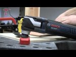 How to cut architrave with a Bosch GOP300 SCE