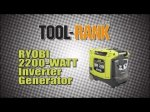 Ryobi 2200 Digital Inverter Generator Review