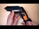 WORX SD SemiAutomatic Driver Unboxing And Test