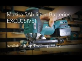 EXCLUSIVE: Makita's 5Ah Lithium-Ion Batteries - Size, Charge time and Compatibility