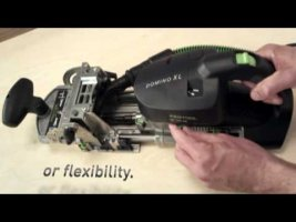 Festool Domino XL Mortise and Tenon Joiner