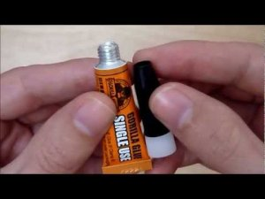 Gorilla Glue Single Use Tubes Water Torture Test