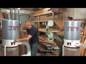JET Vortex Cone Dust Collector Difference