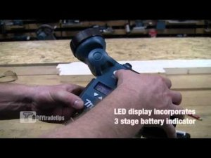 Makita BMR050 Body-Only Job Site Radio/LED Torch