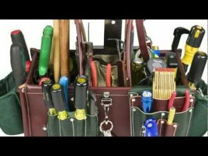 Occidental Leather 5588 Master Carpenter Case